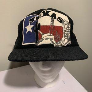 Vintage Texas Trucker Hat